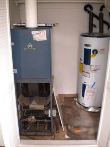 Older furnace
