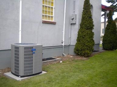 New American Standard Heat Pump