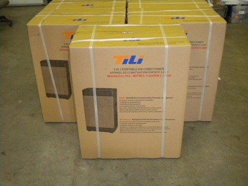 New Tili Portable Air Conditioners