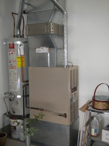 Existing Lennox Furnace
