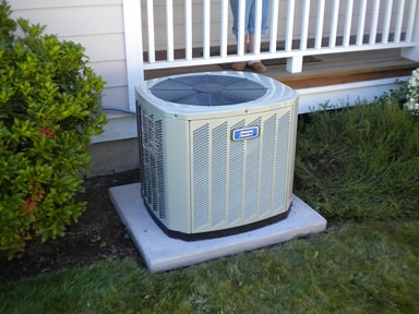 New American Standard Air Conditioner