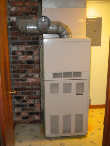Existing Oil Furnace