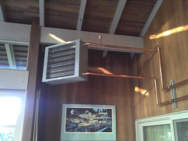 Modine Heater