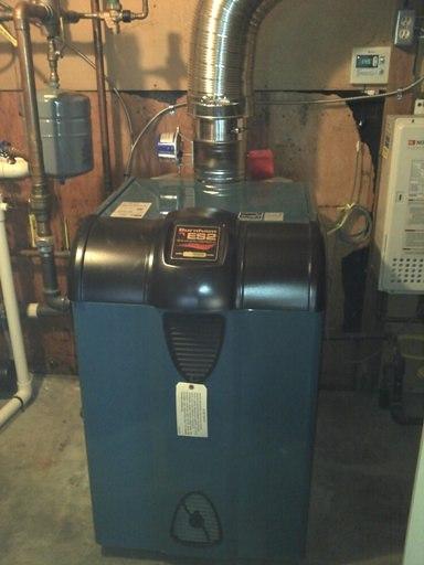 Burham ES27 Boiler