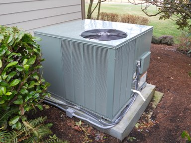 RHEEM Packaged Heat Pump