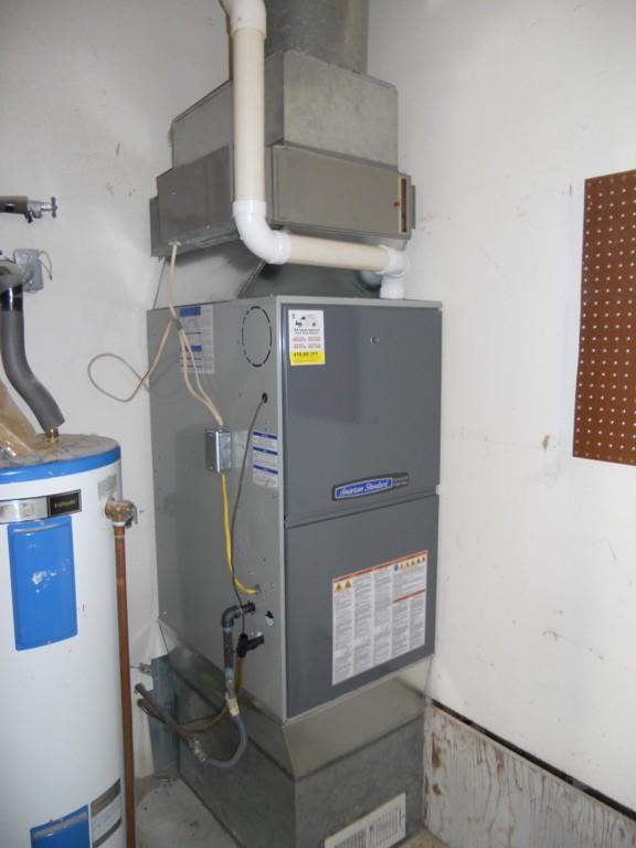 New American standard 95% furnace