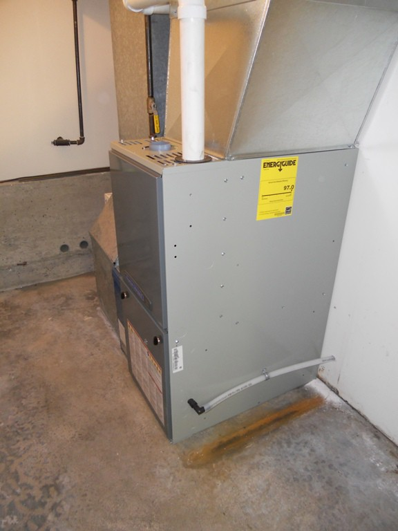 2 Stage American Standard Variable Speed Furnace