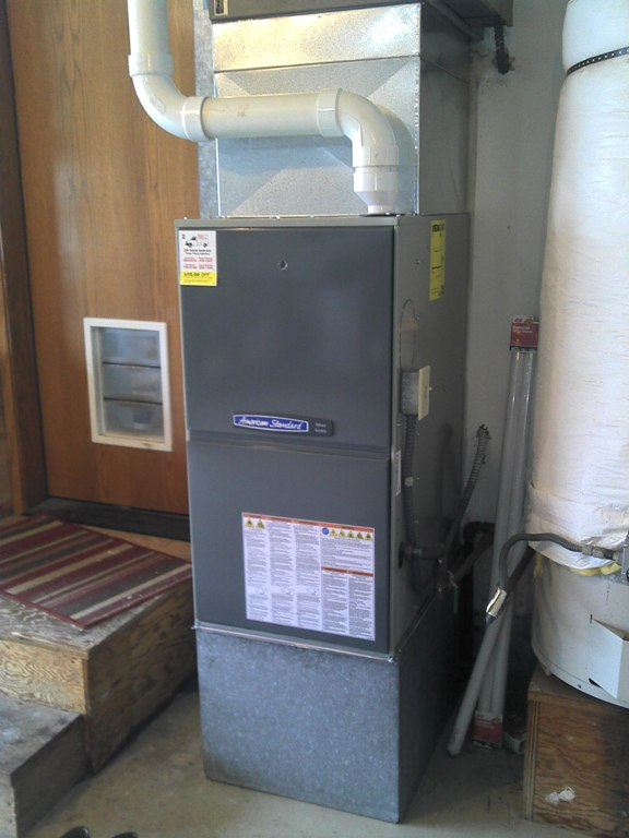 95% Single Stage American Standard furnace