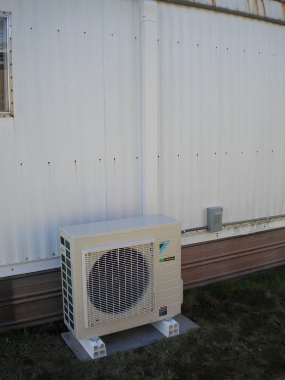 Ductless Daikin Project #2781