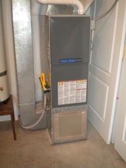 New American Standard furnace