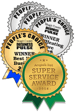 Bow Wa Heat Pump awards