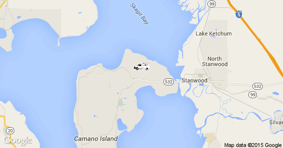 Service Area Camano Island Heating
