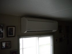 Daikin Ductless Heat Pump Indoor Unit