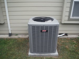 New Coleman Mobile Home Heat Pump