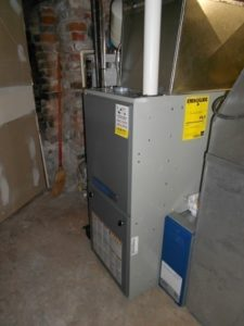 The American Standard 95% Furnace