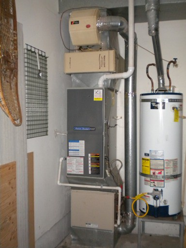 Rheem To American Standard 95 Alpine Heating And Cooling