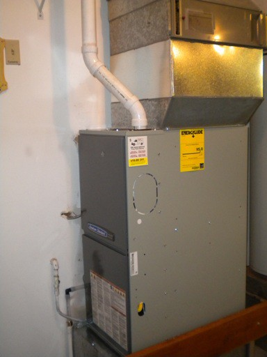 Long Lived American Standard Trane Alpine Heating And
