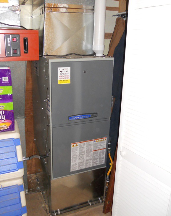 amana to american standard 95  standard furnace alpine