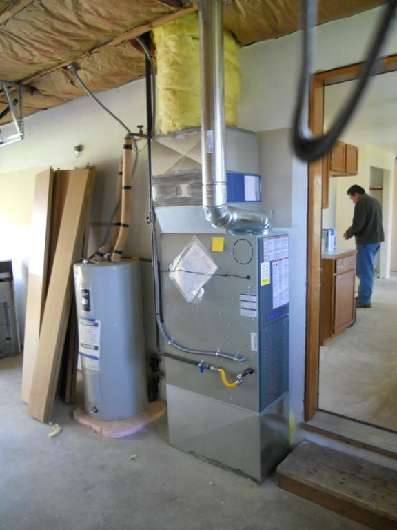 New American Standard 80 Heating System Alpine Heating