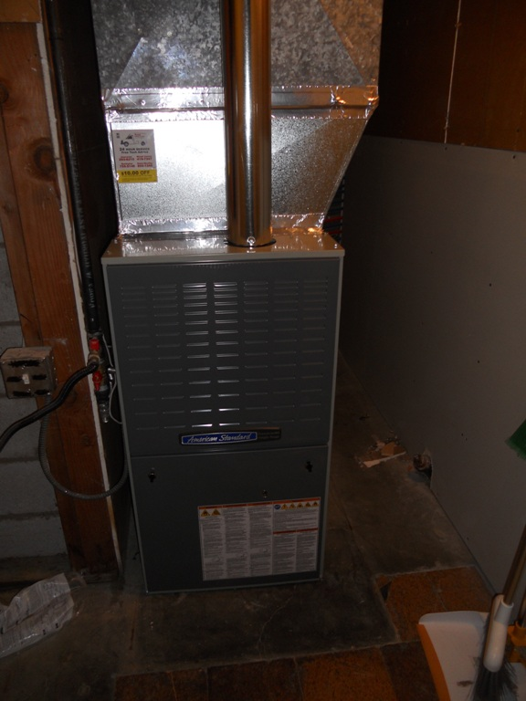 York 80 To American Standard 80 Alpine Heating And Cooling