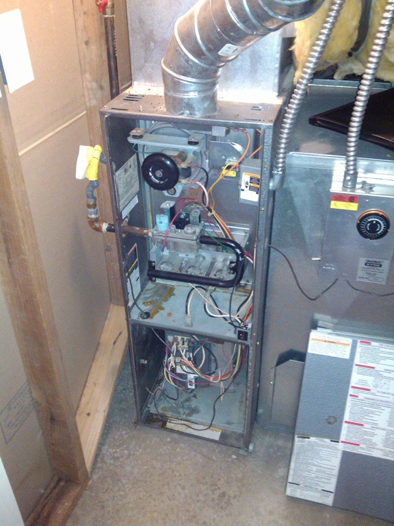 Flooded 80 To American Standard 80 Alpine Heating And