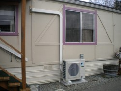 Ductless For Mobile Home Alpine Heating And Cooling