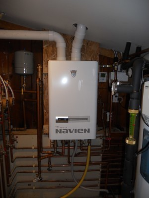Heating And Cooling Units >> Tankless Water Heater Installation, Repair, Replacement & Maintenance