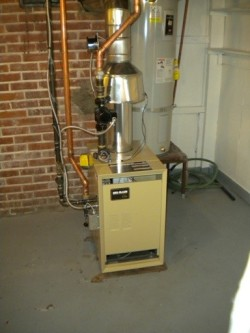 Monster To Weil Mclain Boiler
